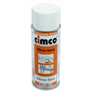Cimco 151004 Silikon-Spray 400ml Gleitkontakte