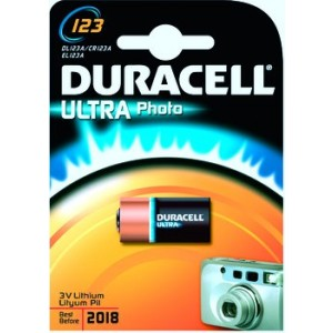 Duracell DUM3CR2BG1/VE10/Bli Batterie CR2 3V