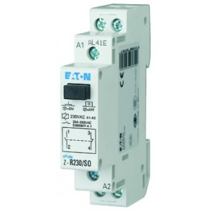 EATON Z-R230/SO Installationsrelais 1TE mechanisch