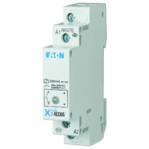 EATON Z-RE230/S Installationsrelais 1TE mechanisch
