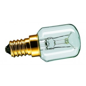 Philips LM App 15W E14 230-240V T22 CL OV 1CT Backofenlampe 15W klar