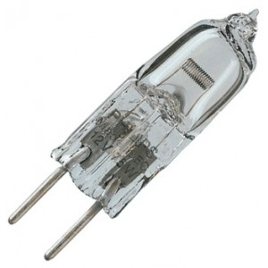 Philips LM Caps 50W GY6.35 12V CL 4000h 1CT/10 NV-Halogenlampe 50W klar
