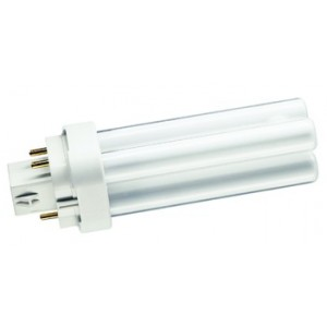 Philips LM MASTER PL-C 18W/830/4P 1CT/5X10CC Kompaktleuchtstofflampe 18W 3000K