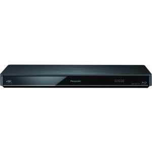 Panasonic  Blu-ray-Player upscaling schwarz