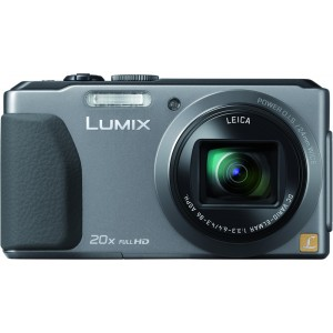 Panasonic DMC-TZ41EG-S Digitalkamera181Mp
