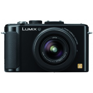 Panasonic DMC-LX7EG-K Digitalkamera101Mp
