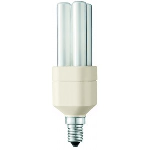 Philips LM PL-E 8W 827 E14 Energiesparlampe 8W827